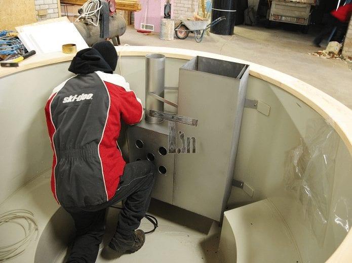 installation av braskamin i badtunna timberin (4)