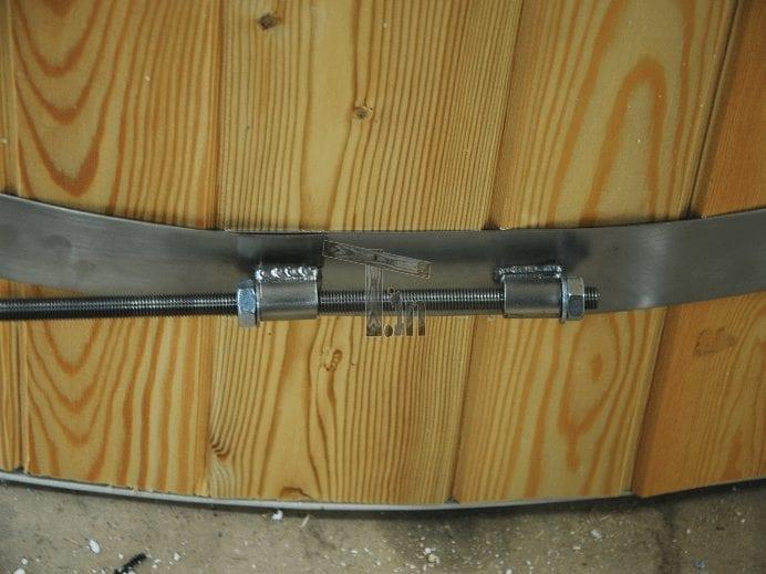 ringer i rustfritt stål badtunna timberin (2)