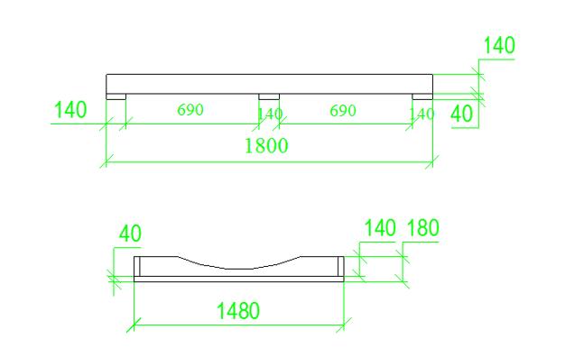 Barrel Bastu 2 Meter
