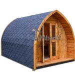 Camping pod stugor sälen