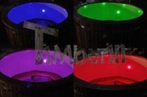 LED-lampor för badtunnor