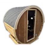 Utomhusfat sauna mini small för 2 4 personer (55)